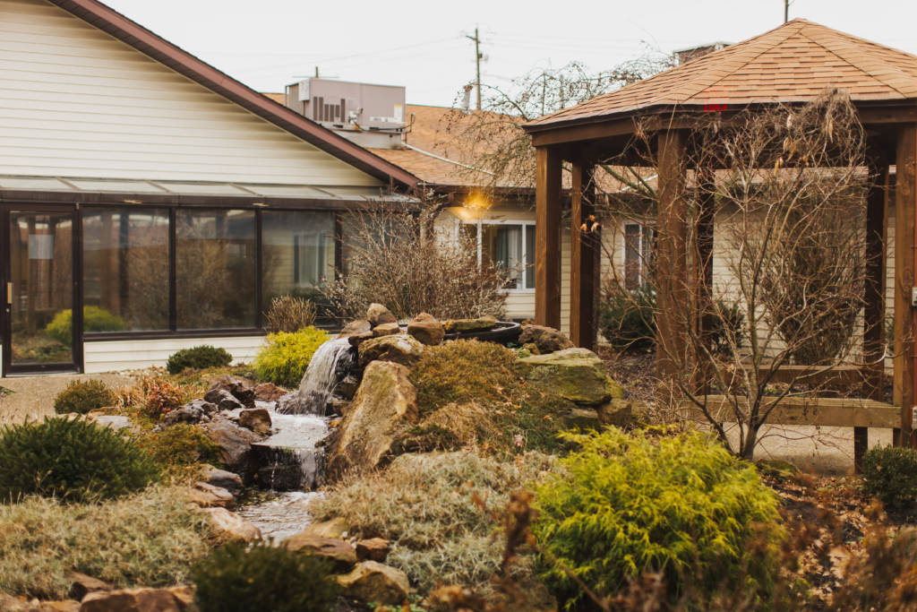 garden villa bloomington provides rehab and long term care