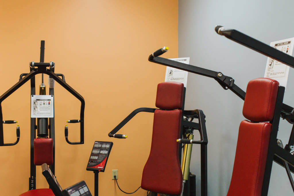 Garden Villa Bloomington Workout Room