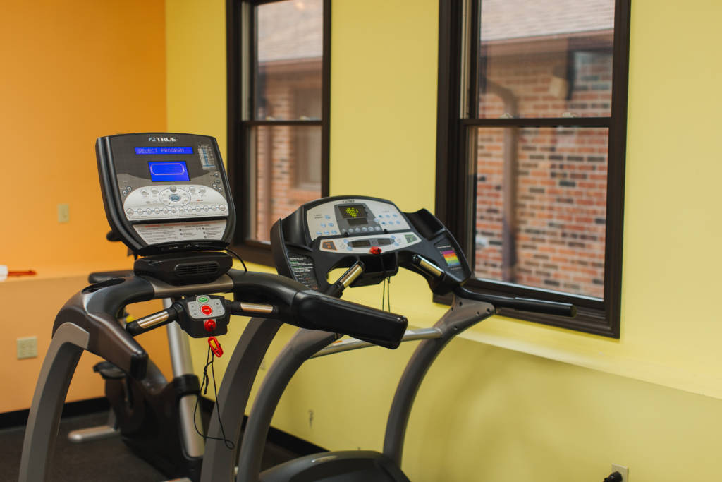 Garden Villa Bloomington Treadmills